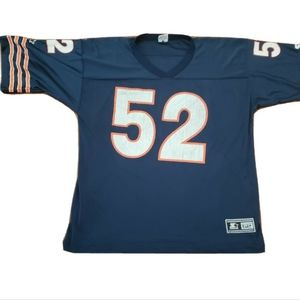 Bryan Cox Chicago Bears SIZE 52 Starter Jersey the